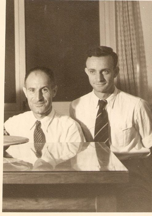 Max and Fritz Berl